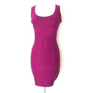 Guess by Marciano Bandage Bodycon Dress M